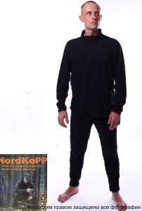 Термобельё Stretch Fleece NordKapp Bever-9471 (2-слой)